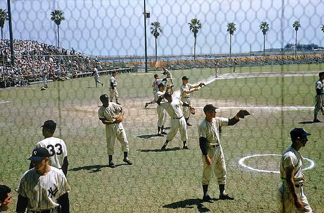 yankees-spring-training-1957
