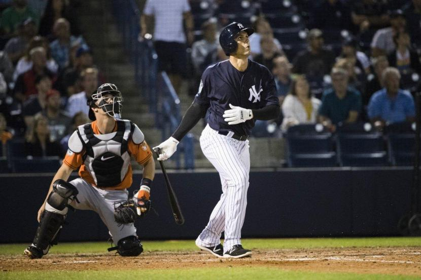 Bird-orioles-yankees-spring-baseball