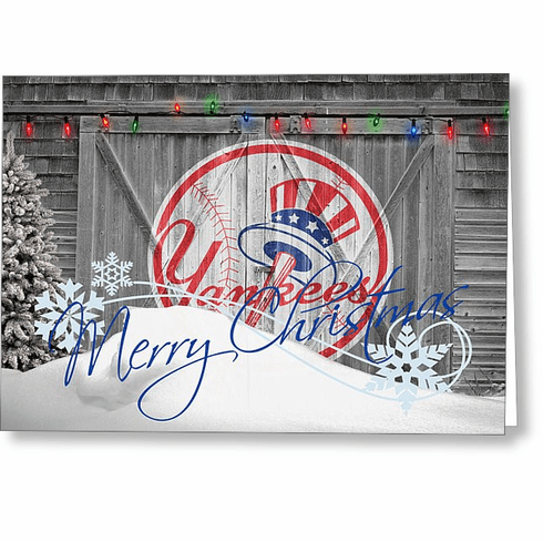 personalized-new-york-yankees-christmas-and-holiday-cards-6-designs-3